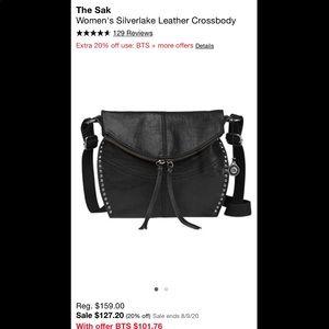 🌵buy 1 get 1 FREE🌵The Sak black crossbody bag